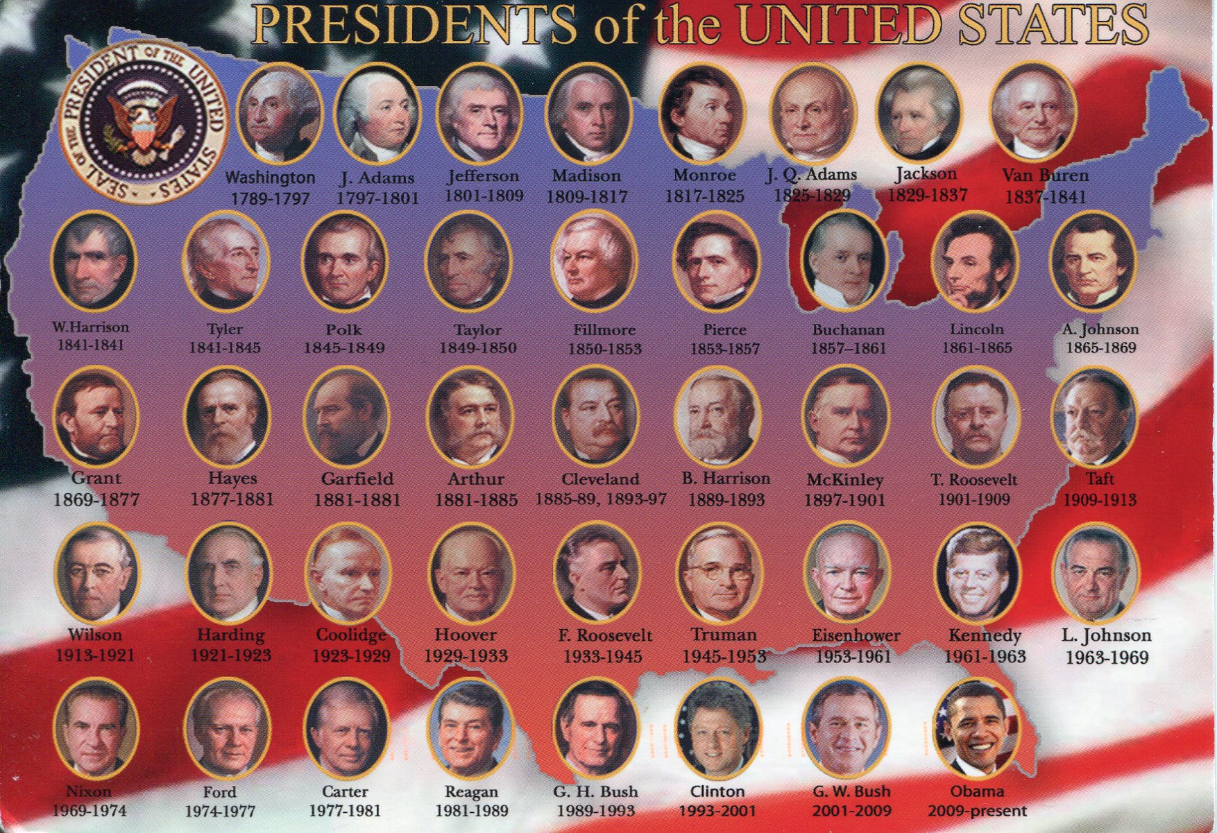 united states presidents remembering letters and postcards