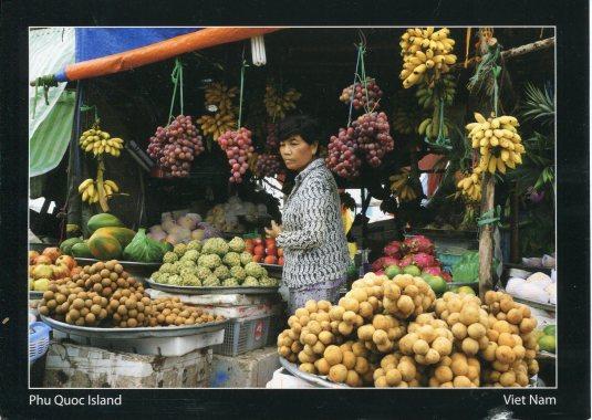 Vietnam - Duong Dong Market