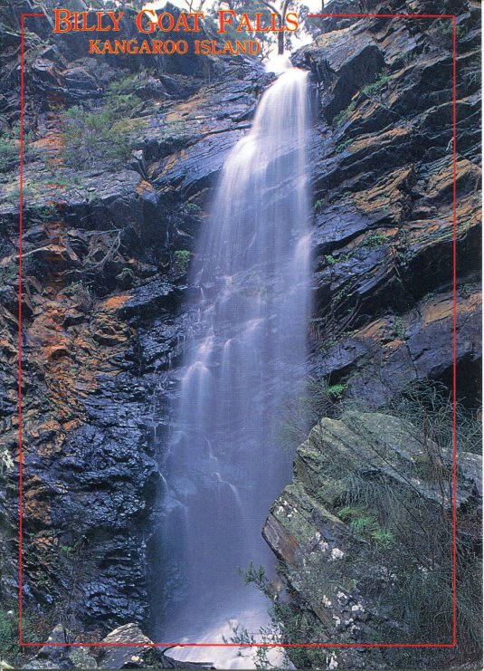 Australia - Billy Goat Falls