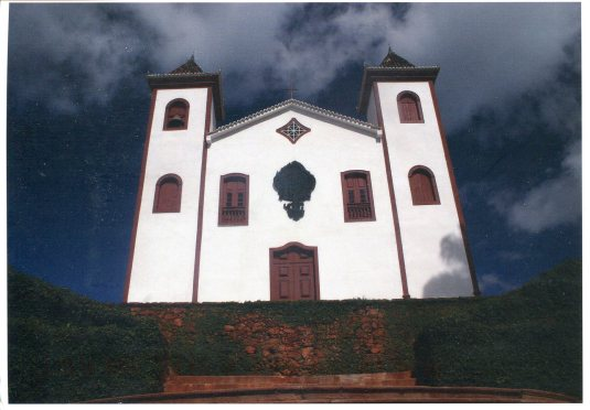 Brazil - Chapel of Our Lady of Carmo