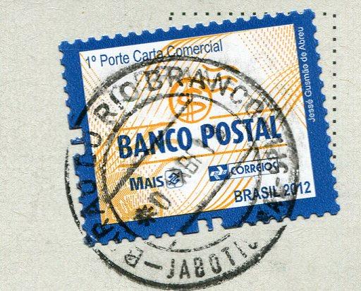 Brazil - Theatre Pedro II stamps