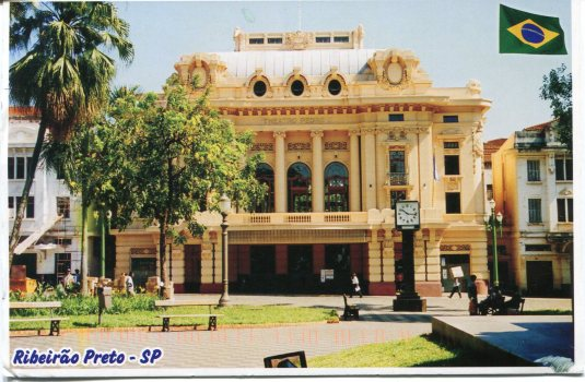 Brazil - Theatre Pedro II