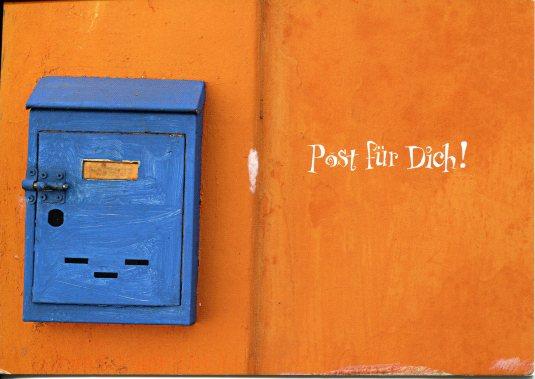 Germany - Mailbox