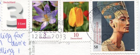 Germany - Pilsum Lighthouse stamps