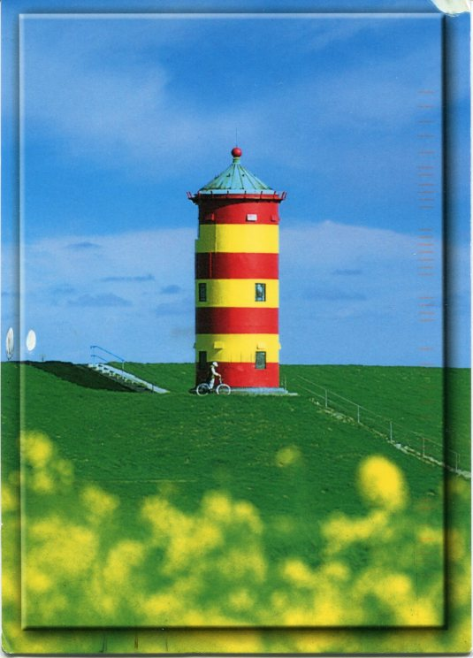 Germany - Pilsum Lighthouse