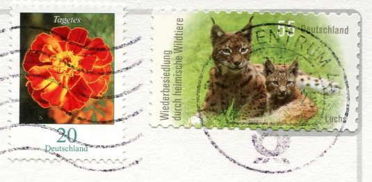 Germany - Rheine stamps