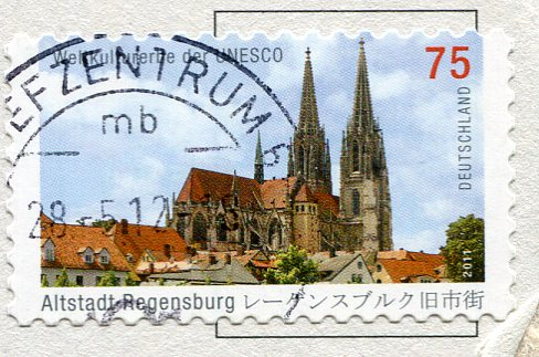 Germany - Rugens stamps