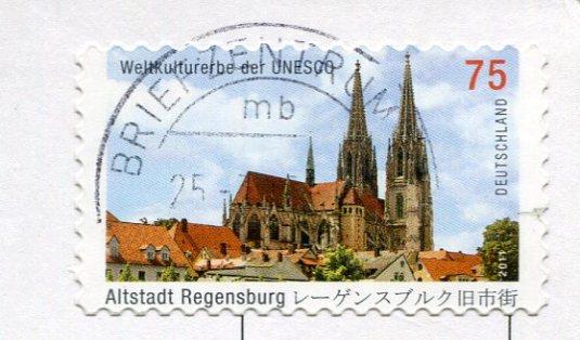 Germany - Villa Ludwig stamsp