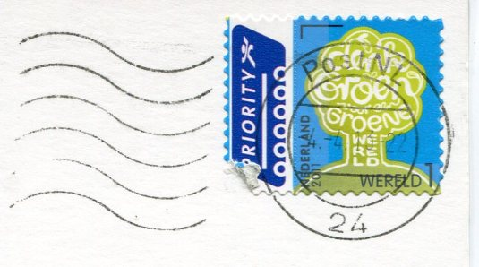 Germany - VW Bus stamps