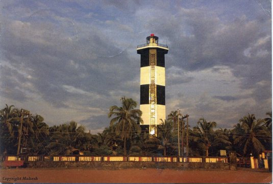 India - Kasaragod Lighthouse