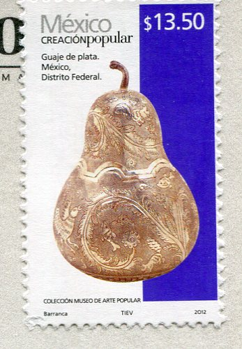 Mexico - Campeche Doors stamps