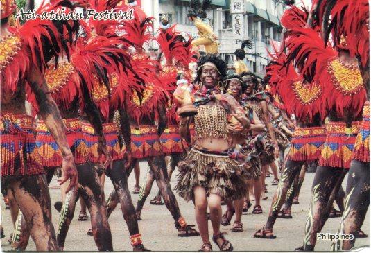 Philippines - Ati-Atihan Festival