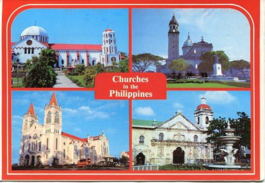 Philippines - Churches
