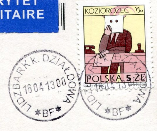 Poland - Horse stamps