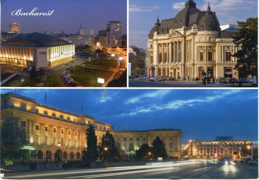 Romania - Bucharest Multi