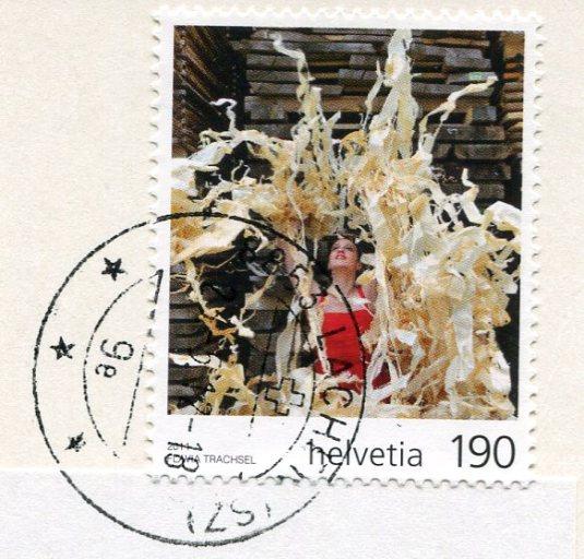 Switzerland - Unknown Stone Bridge stamps