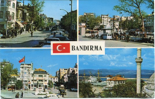 Turkey - Bandirma