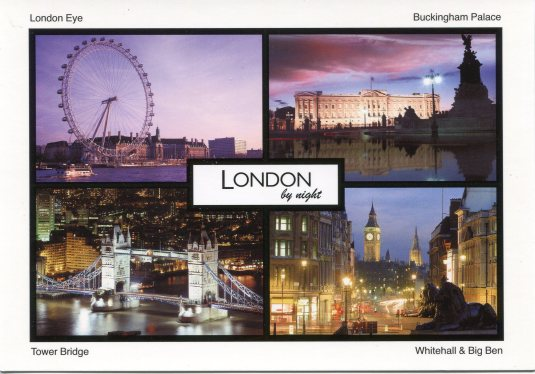 UK - London Night Multi