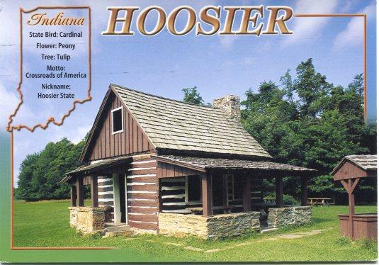 USA - Indiana - Hoosiers