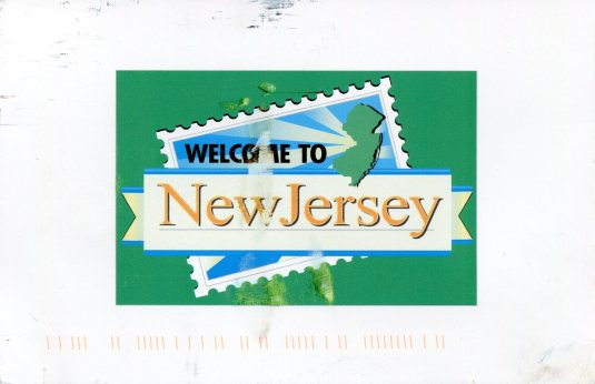 USA - New Jersey - Welcome