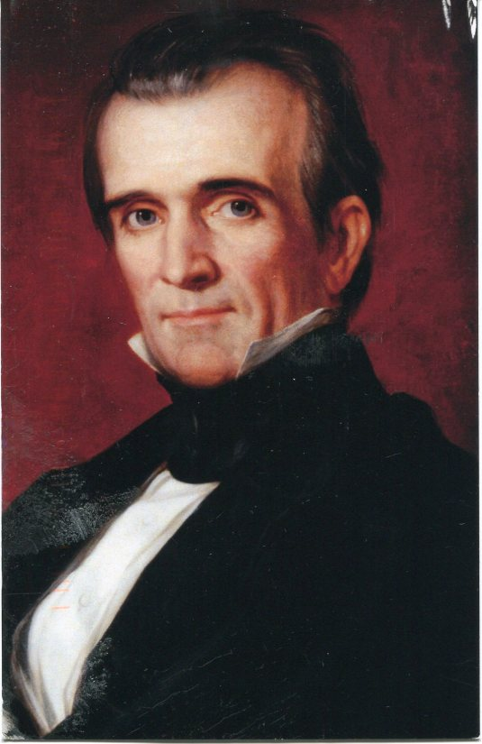 USA - President James Polk