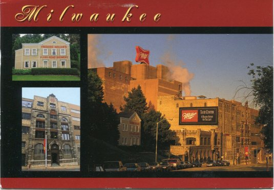 USA - Wisconsin - Milwaukee Brewery