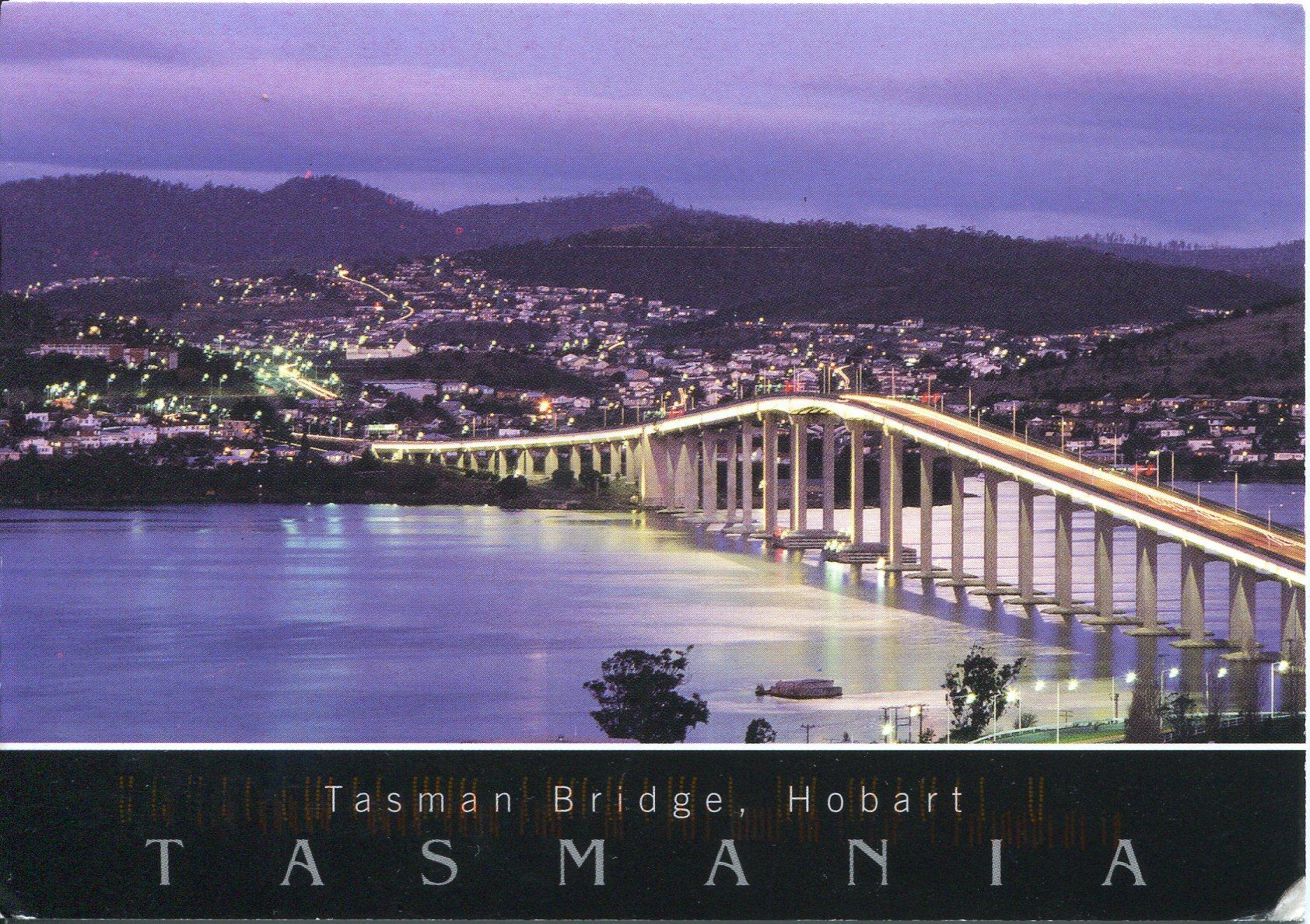 january 1975 bulk carrier collides with the tasman bridge. Black Bedroom Furniture Sets. Home Design Ideas