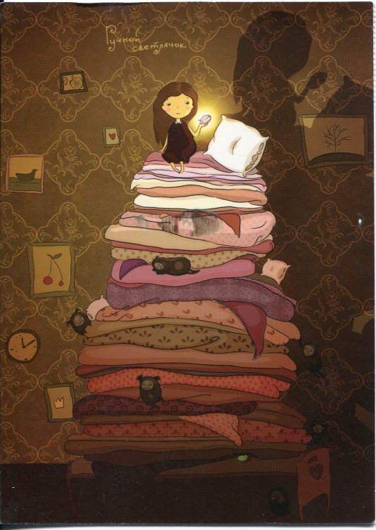 Belarus - Princess and the Pea