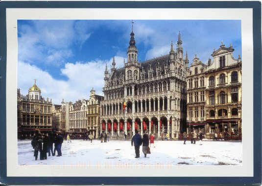 Belguim - Brussels - Grand Place