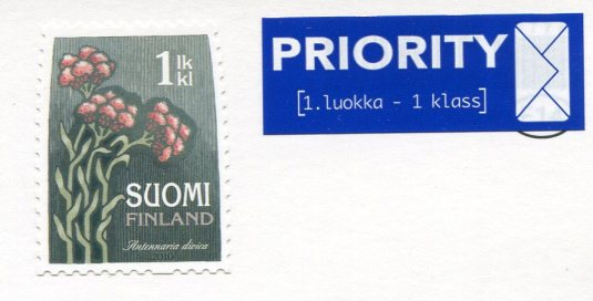 Finland - Inge Look - Dining stamps
