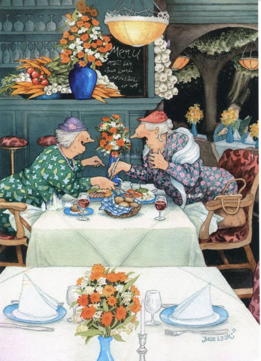 Finland - Inge Look - Dining