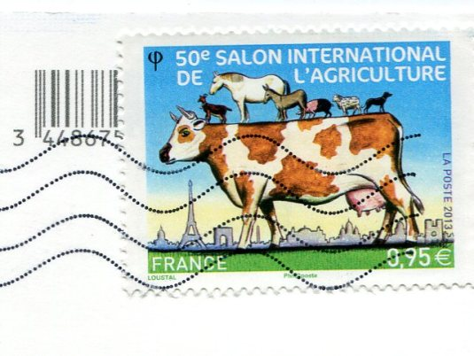 France - Perigueux stamps