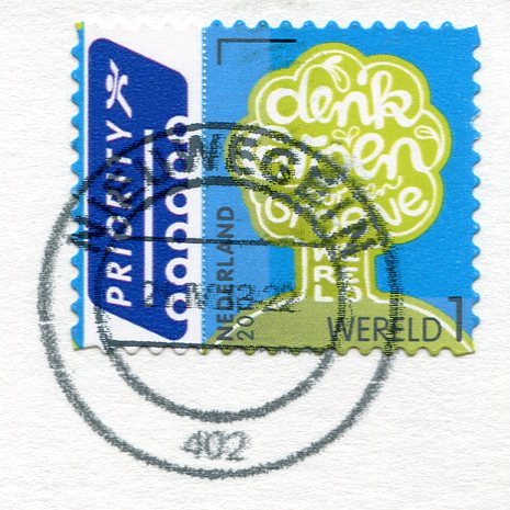 Germany - Moylander Park stamps