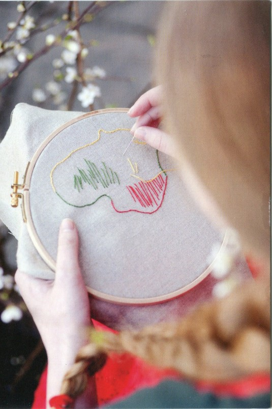 Lithuania - Embroidery
