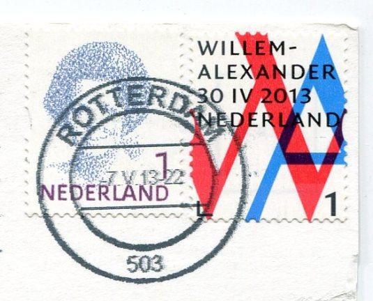 Netherlands - Canal Bridge stamps