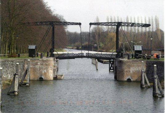 Netherlands - Canal Bridge