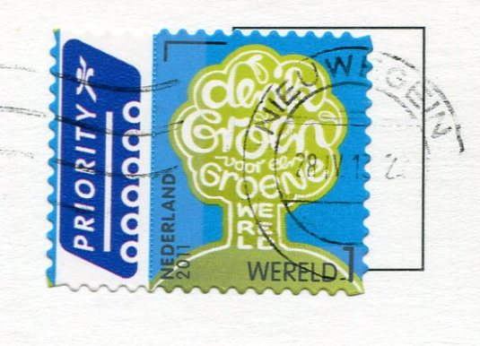 Netherlands - Lighthouse stamps