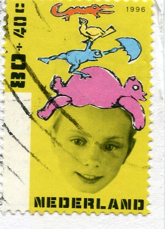 Netherlands - Sheed herd stamps 1