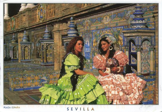 Spain - Trad Costumes
