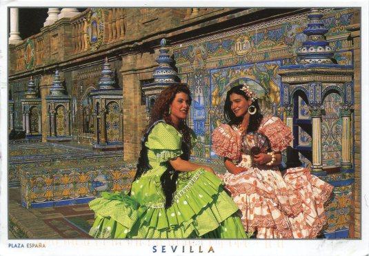 Spain - Trad Costumes