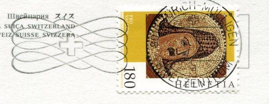 Switzerland - Matterhorn stamps