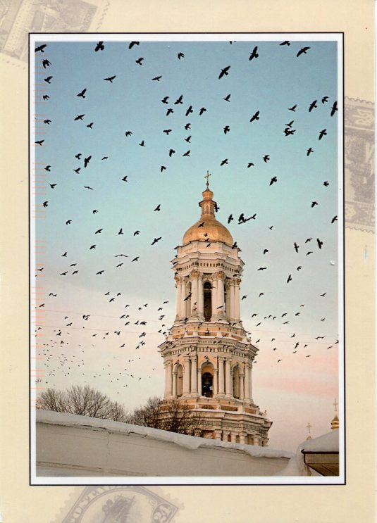 Ukraine - Great Lavra Belltower