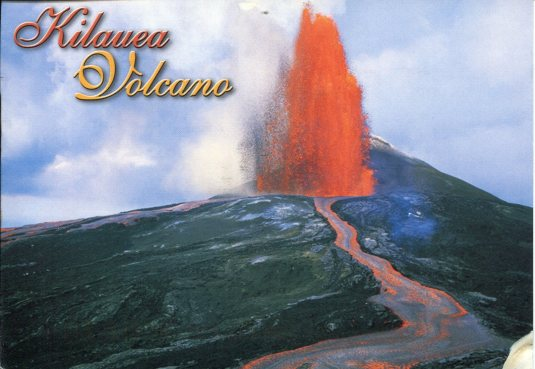 USA - Hawaii - Kilauea Vo9lcano
