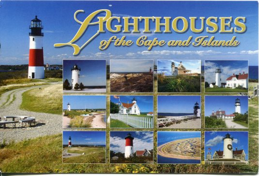 USA - Massachusetts - Lighthouses of the Cape