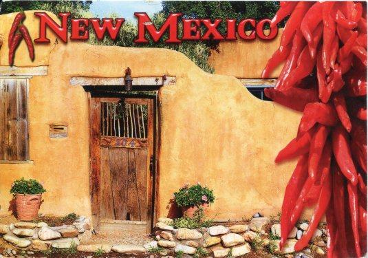 USA - New Mexico - Adobe