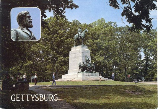 USA - Pennsylvania - Gettysburg - Virginia Memorial