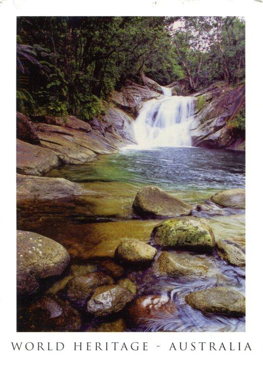 Australia - Josephine Falls