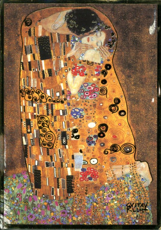 Austria - Klimt - The Kiss