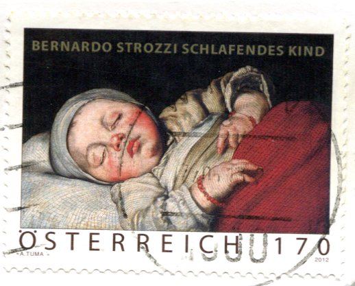 Austria - Vienna Map stamps