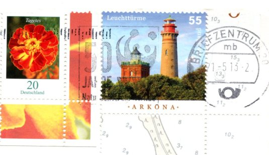 Germany - Stilwerk Dept Store stamps